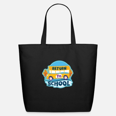 School School - Eco-Friendly Tote Bag