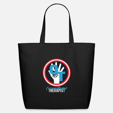 Occupation Occupational occupational therapy Simple design - Eco-Friendly Tote Bag