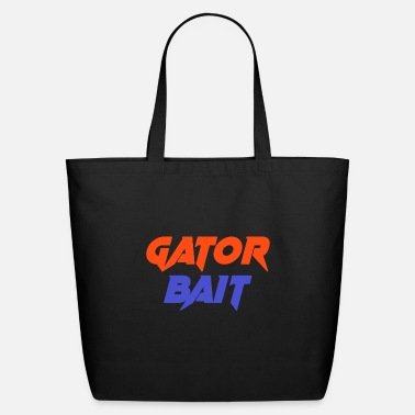 Bait Gator Bait - Eco-Friendly Tote Bag