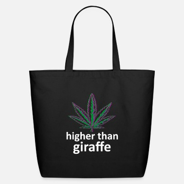 Grass Cannabis Smoker 420 THC - Eco-Friendly Tote Bag