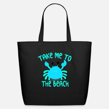 Crab Crab Beach Sea - Eco-Friendly Tote Bag