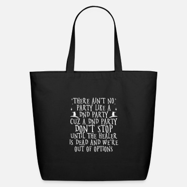 Pen DND RPG Funny Gift - Eco-Friendly Tote Bag
