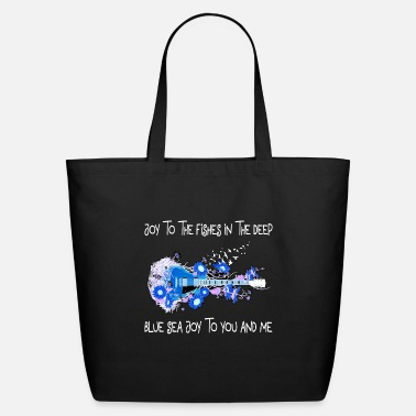 Esp Guitar joy to the fishes in the deep blue sea joy to you - Eco-Friendly Tote Bag