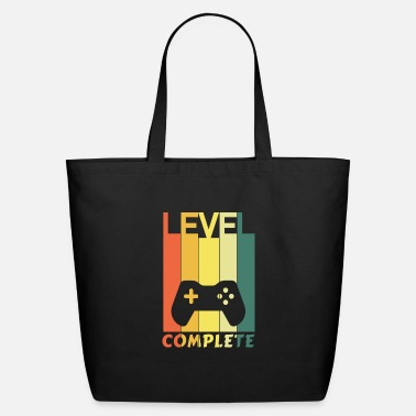 Level Complete template - Eco-Friendly Tote Bag