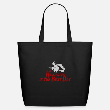 Horror Halloween Witch - Eco-Friendly Tote Bag