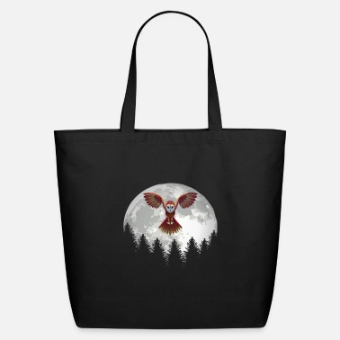 Owl Owl Owl Shirt For Owl Lovers - Eco-Friendly Tote Bag