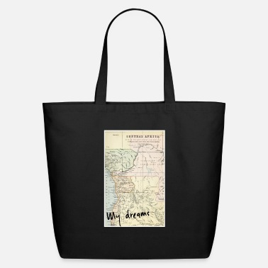 Africa Map Africa Map - Eco-Friendly Tote Bag