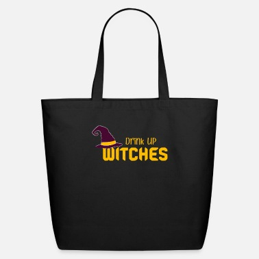 Orange Halloween Costume - Eco-Friendly Tote Bag