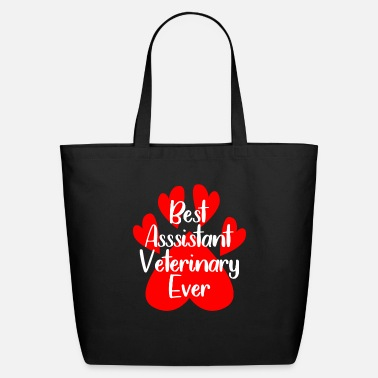 Best Veterinary Assistant - Eco-Friendly Tote Bag