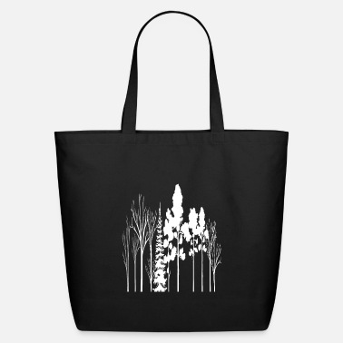 Forest forest - Eco-Friendly Tote Bag