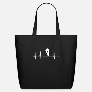 Sensuality Bachata Sensual Heartbeat - Eco-Friendly Tote Bag
