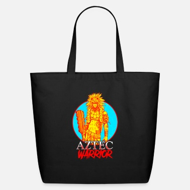 Aztec Warriors Aztec Warrior - Eco-Friendly Tote Bag