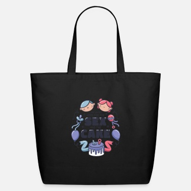 Feminist Here For Sex And Cake - Eco-Friendly Tote Bag