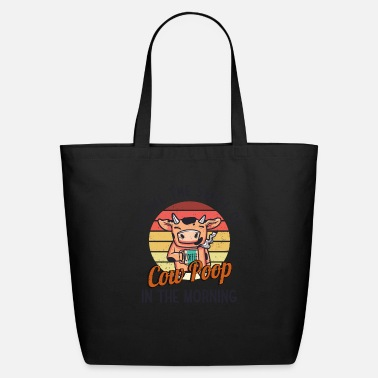I Love Beef Cow Beef Bauer Cowweide Kuhstall Cows Farmer - Eco-Friendly Tote Bag