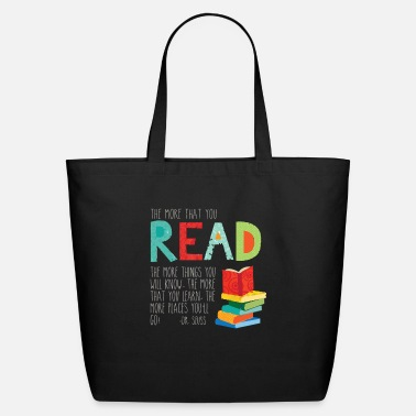 America The more that you read - Eco-Friendly Tote Bag