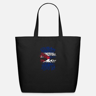 Cuban Roots Design Cuban Roots Design - Eco-Friendly Tote Bag