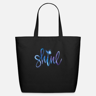 BUTTERFLY SHINE - Eco-Friendly Tote Bag