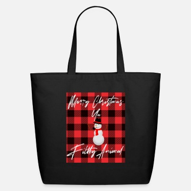 Merry Christmas Merry Christmas Merry Christmas Merry Christmas - Eco-Friendly Tote Bag