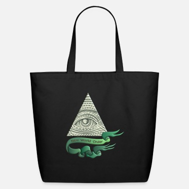 Greenback Dollar sigh - Eco-Friendly Tote Bag