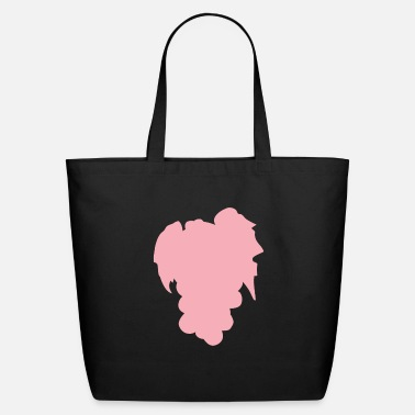grapes fruit red color pastel | elegant minimalism - Eco-Friendly Tote Bag