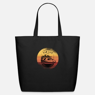 Van Life - Eco-Friendly Tote Bag