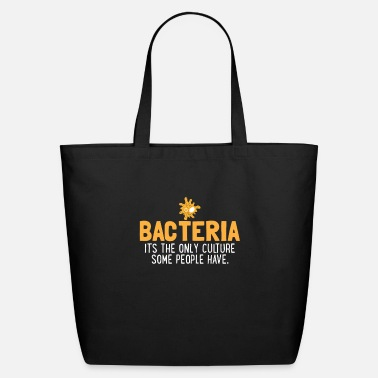 Biology Bacteria - Eco-Friendly Tote Bag