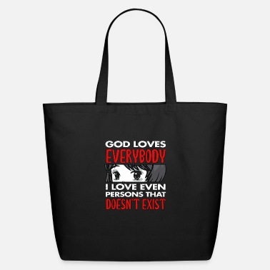 Manga Weeaboo Trash Otaku Anime Meme Weeb Gifts - Eco-Friendly Tote Bag