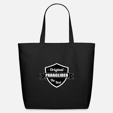 Laugh The best Paraglider - Eco-Friendly Tote Bag