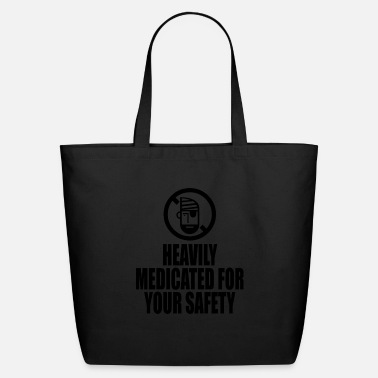 Heavenly HEAVENLY MEDICATED - Eco-Friendly Tote Bag