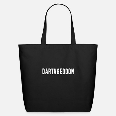 Search DARTS : Dartageddon - Eco-Friendly Tote Bag