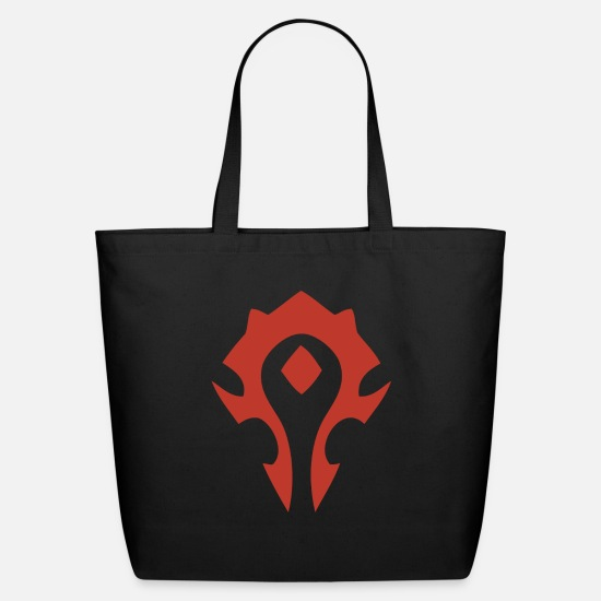 World Bags & Backpacks - Horde Symbol - Eco-Friendly Tote Bag black