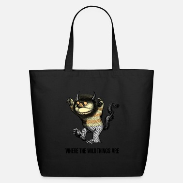 Wild where the wild thing are - Eco-Friendly Tote Bag