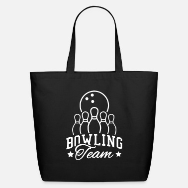Bowling Team bowling team - Eco-Friendly Tote Bag