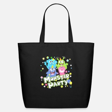 Party Monster Monster party - Eco-Friendly Tote Bag
