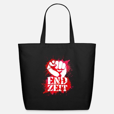 Messias ENDZEIT - Eco-Friendly Tote Bag