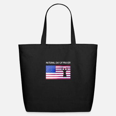 Day Of Prayer And Repentance Apparel for National Day Of Prayer National Day Of - Eco-Friendly Tote Bag