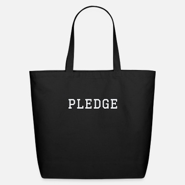 Fraternity Fraternity pledge design - Eco-Friendly Tote Bag