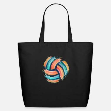 Beach Volleyball Beach Volleyball - Eco-Friendly Tote Bag