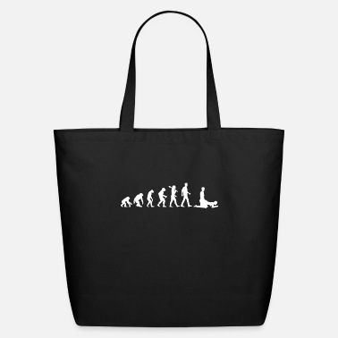 Sexual Intercourse INTERCOURSE EVOLUTION - Evolution of Intercourse - Eco-Friendly Tote Bag