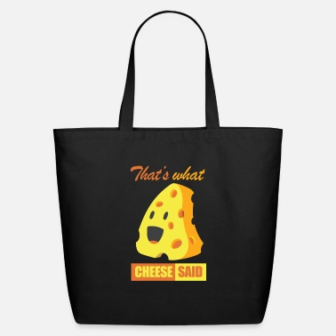 Cheese Cheese - Eco-Friendly Cotton Tote