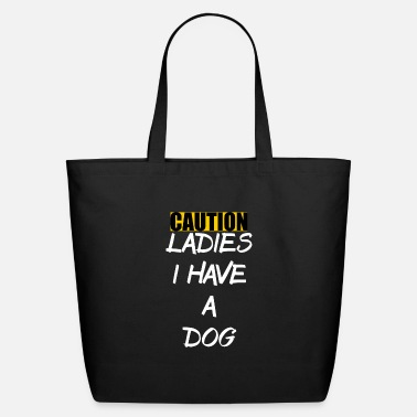 Dog Owner DOG OWNER - SINGLE - PARTY - Eco-Friendly Tote Bag