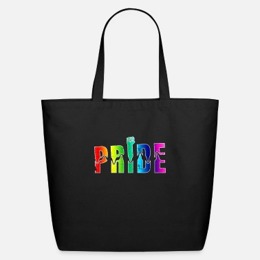 Same Sex Pride Fight for Same Sex Marriage - Eco-Friendly Tote Bag