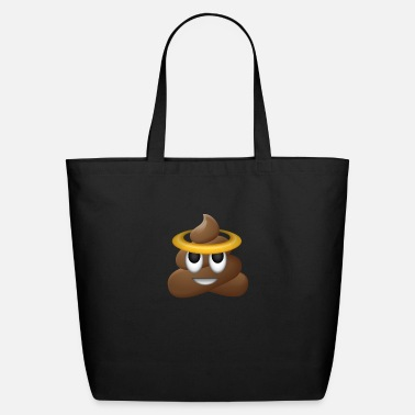 Lol Holyshit Smiley Funny Holy Poop Gift Joke lol Cool - Eco-Friendly Tote Bag