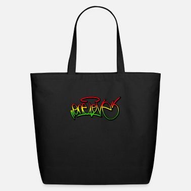 One Love one love graffiti - Eco-Friendly Tote Bag