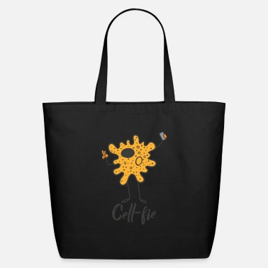Cell Cell-Fie the cell with camera - Eco-Friendly Tote Bag