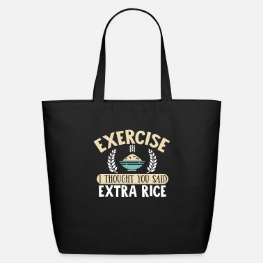 Rice Rice - Eco-Friendly Tote Bag