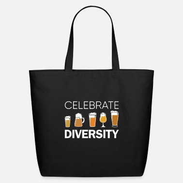 Celebrate Celebrate Beer Diversity Tshirt Gift For Beer Love - Eco-Friendly Tote Bag
