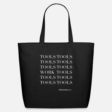 Tool Tools Tools Tools Work Tools - Eco-Friendly Tote Bag