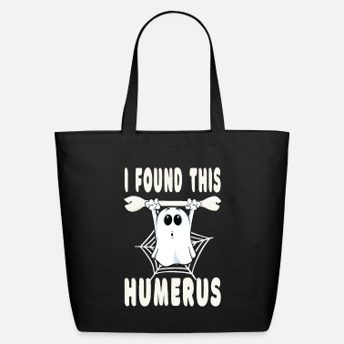 Ghost Boos I Found This Humerus Gifts - Eco-Friendly Tote Bag