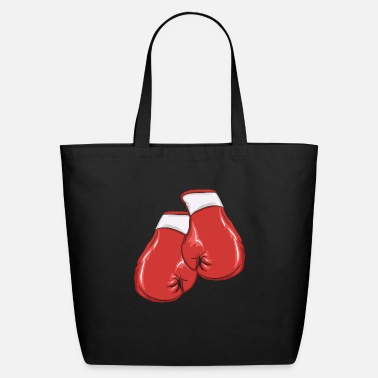 Boxing Gloves Boxing Gloves - Eco-Friendly Tote Bag